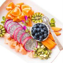 Fruit plate 211x257