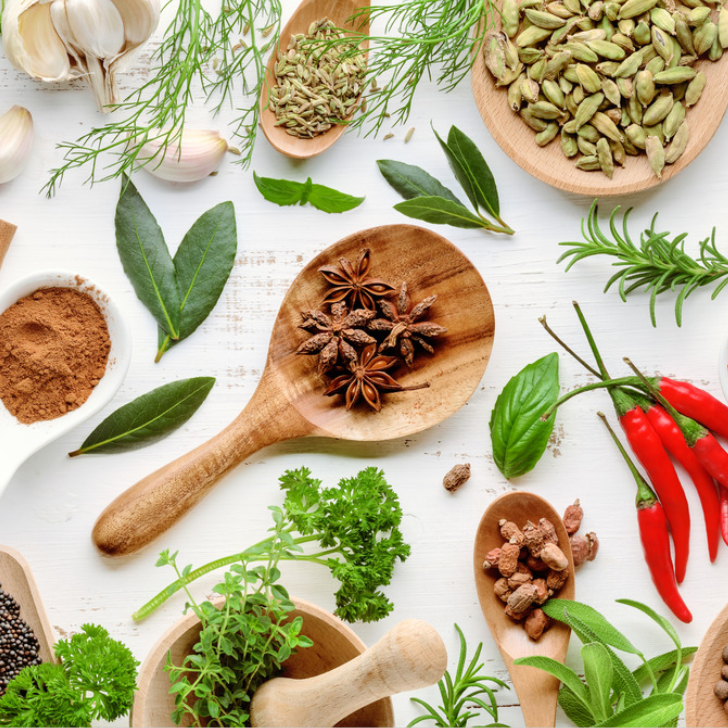Spices Herbs NutriWay